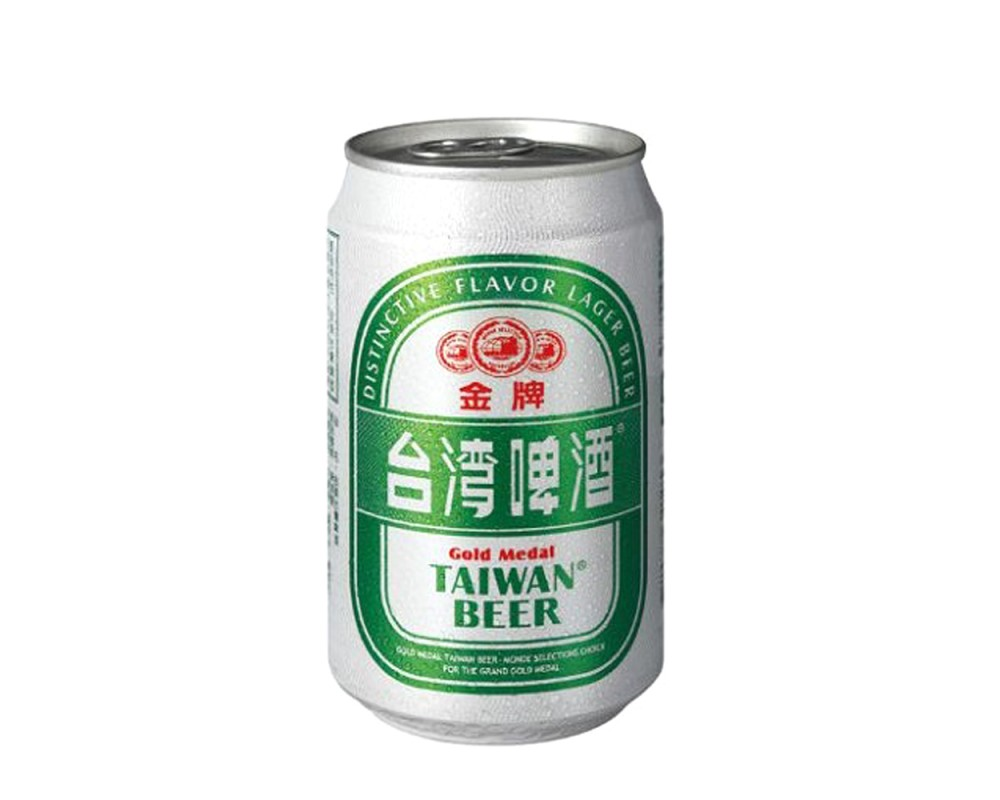 金牌台灣啤酒(330mlx24罐)