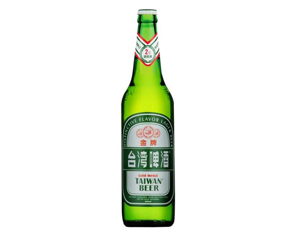 金牌台灣啤酒(600mlx12瓶)