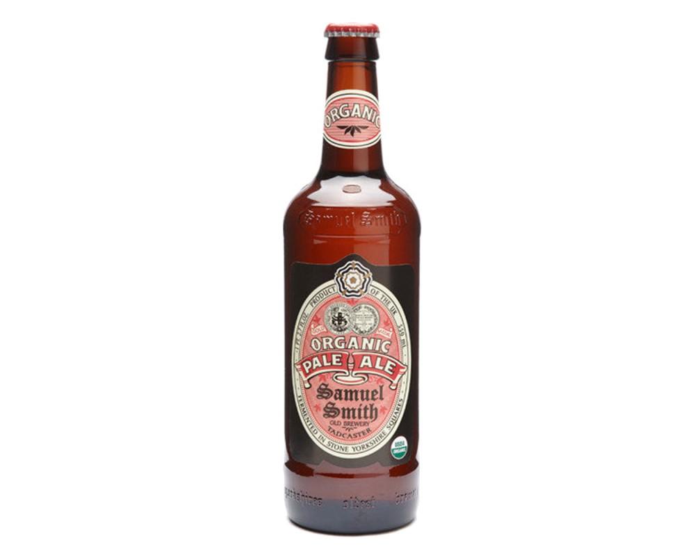 塞繆爾史密斯有機淡色艾爾啤酒(550mlx12瓶)
