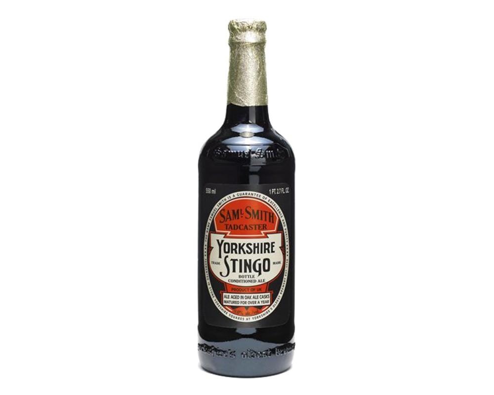 塞繆爾史密斯限量斯汀高陳釀啤酒(550mlx12瓶)