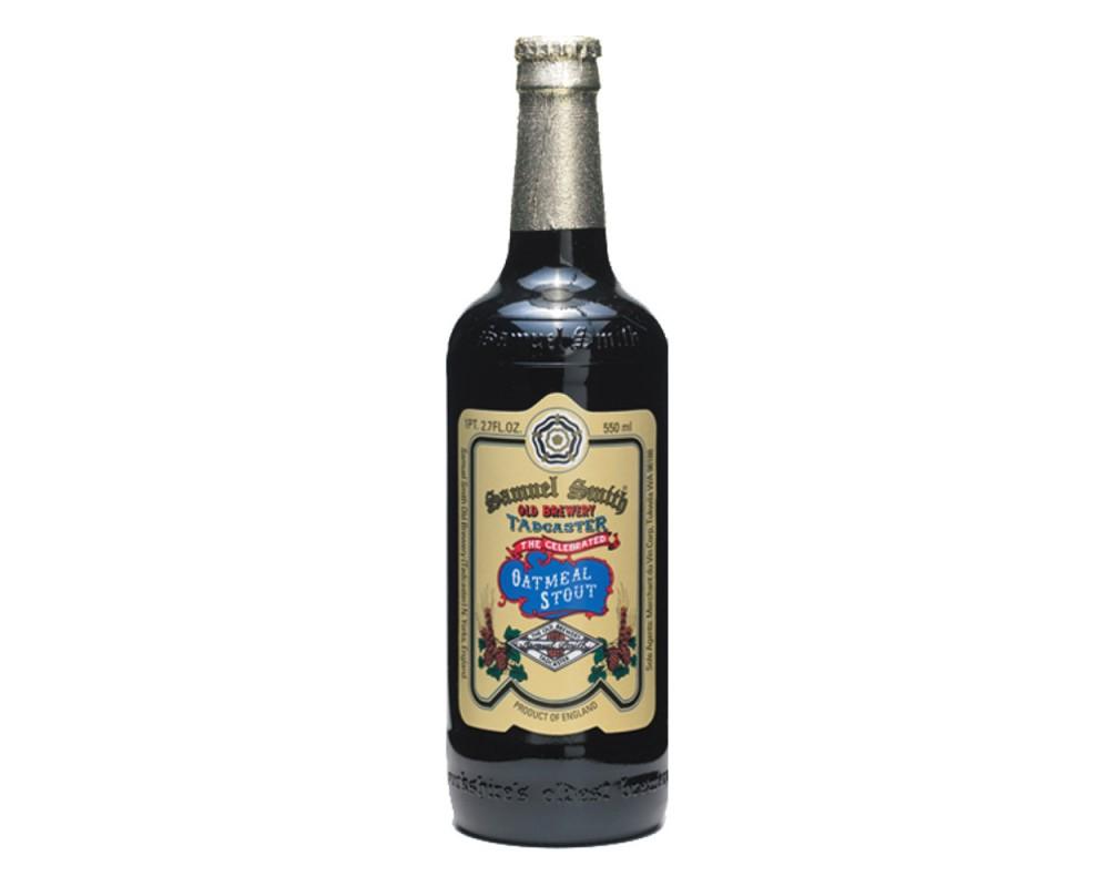 塞繆爾史密斯著名燕麥黑啤酒(550mlx12瓶)