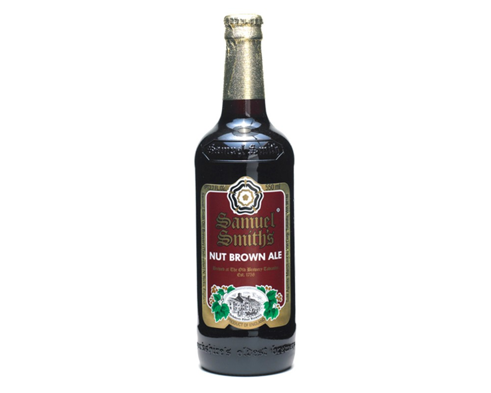 塞繆爾史密斯棕色核桃艾爾啤酒(550mlx12瓶)