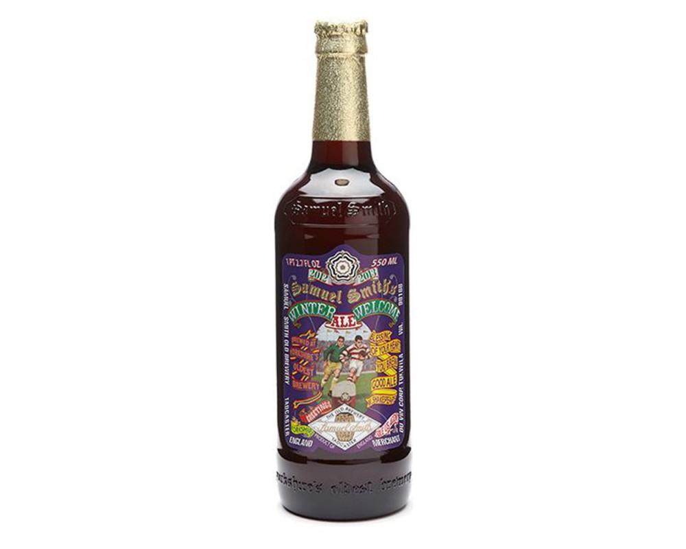 塞繆爾史密斯冬季啤酒(550mlx12瓶)