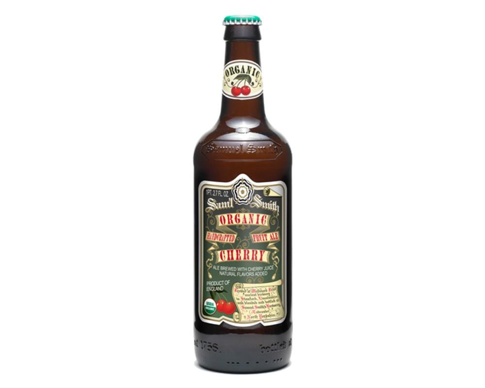 塞繆爾史密斯有機櫻桃艾爾啤酒(550mlx12瓶)