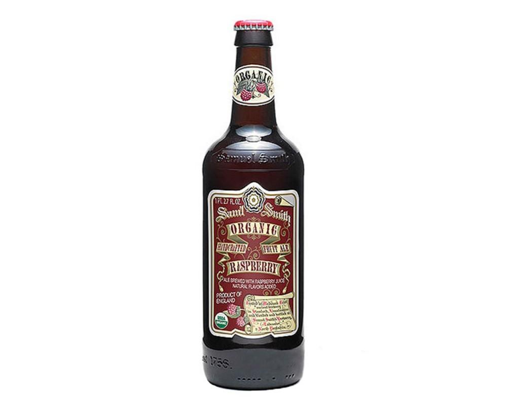 塞繆爾史密斯有機覆盆子艾爾啤酒(550mlx12瓶)