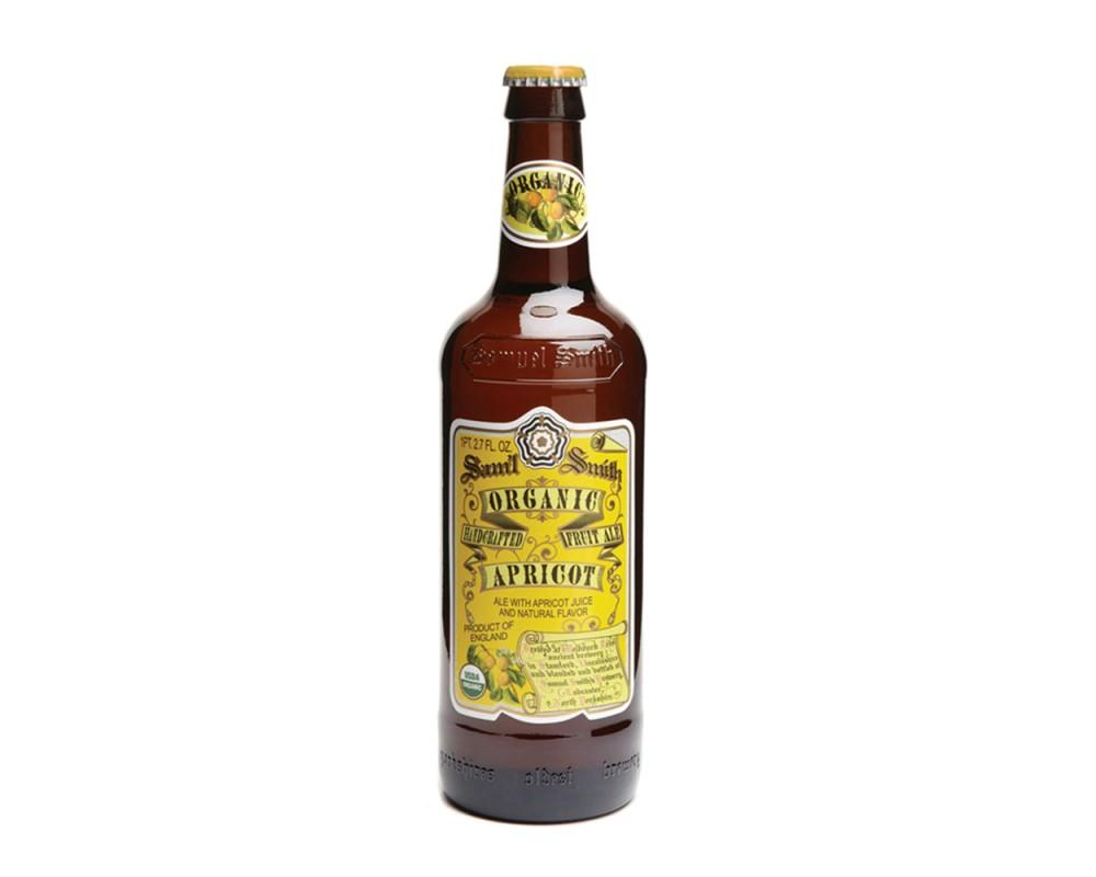 塞繆爾史密斯有機杏桃艾爾啤酒(550mlx12瓶)