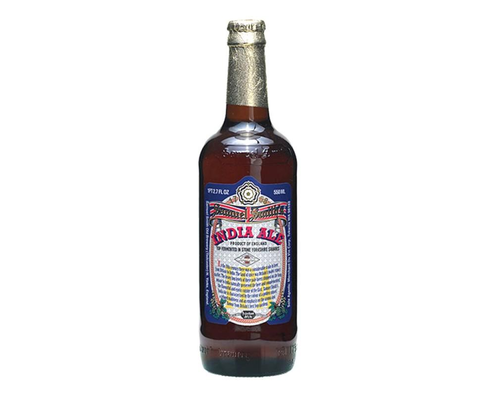 塞繆爾史密斯印度淡色艾爾啤酒(550mlx12瓶)