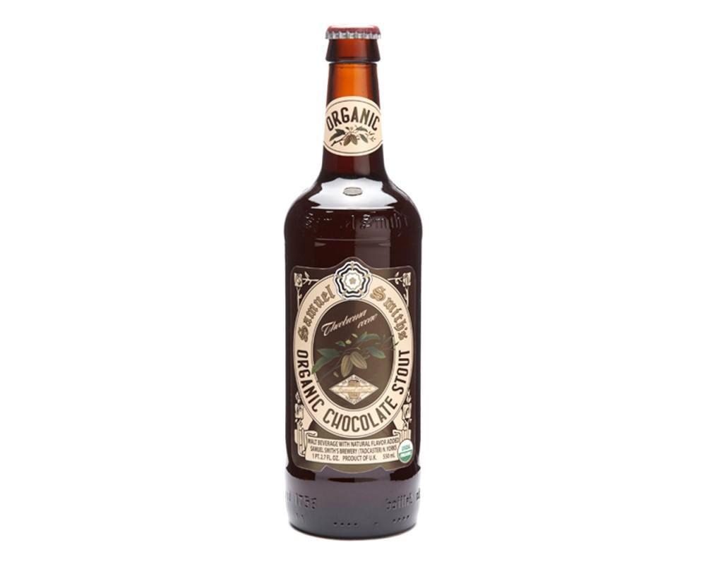 塞繆爾史密斯有機巧克力甘醇啤酒(550mlx12瓶)