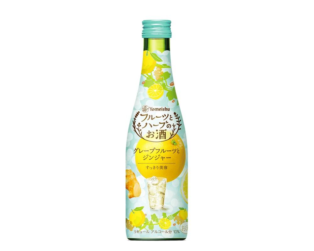 優莉亞水果酒-清新葡萄柚