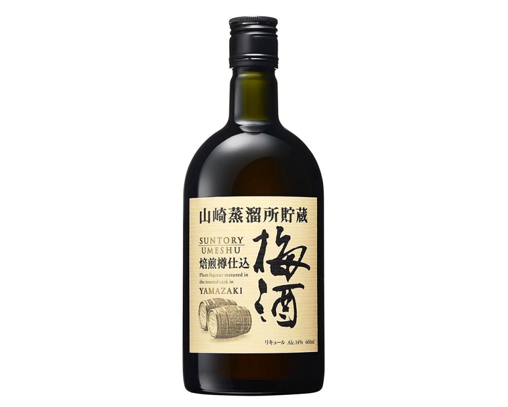 山崎 焙煎樽仕入梅酒