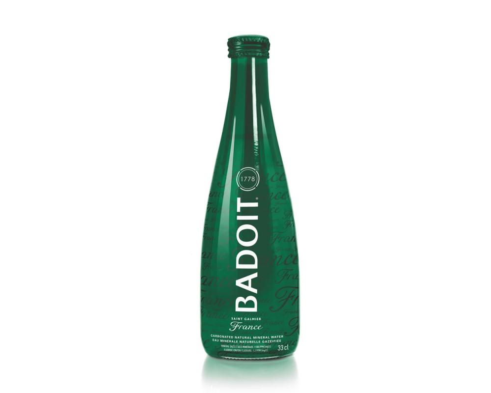 【BADOIT】波多天然氣泡礦泉水(330mlx24瓶)