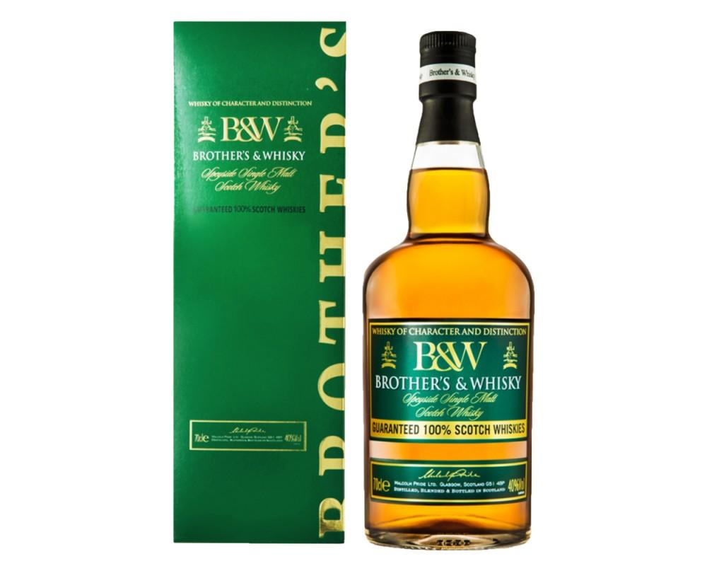 布拉德極品蘇格蘭單一麥芽威士忌