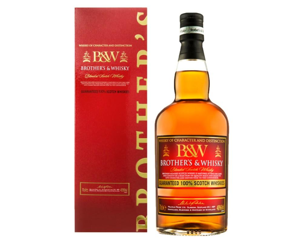 布拉德蘇格蘭調和威士忌