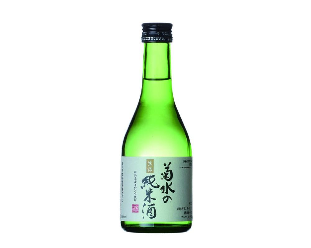 菊水純米酒300ml