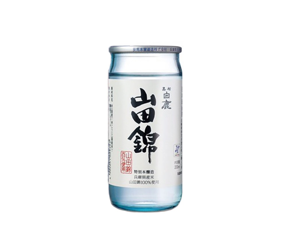 黑松白鹿山田錦特別本釀造200ml