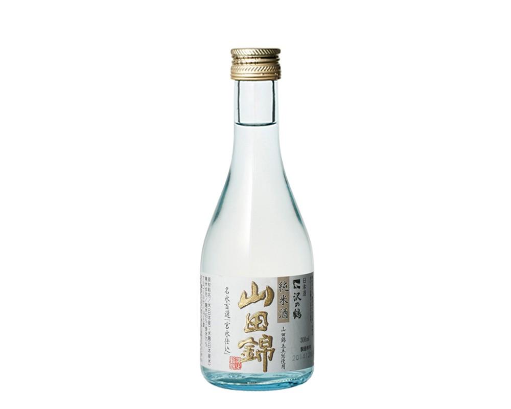 沢之鶴純米酒山田錦