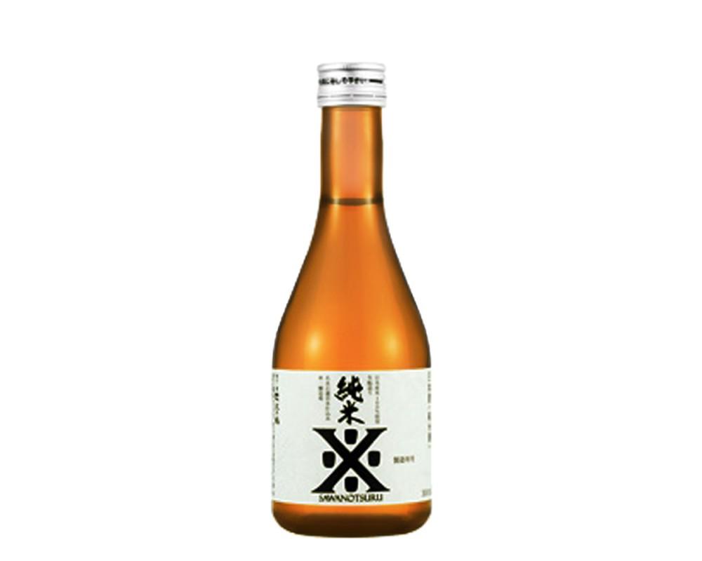 沢之鶴純米酒