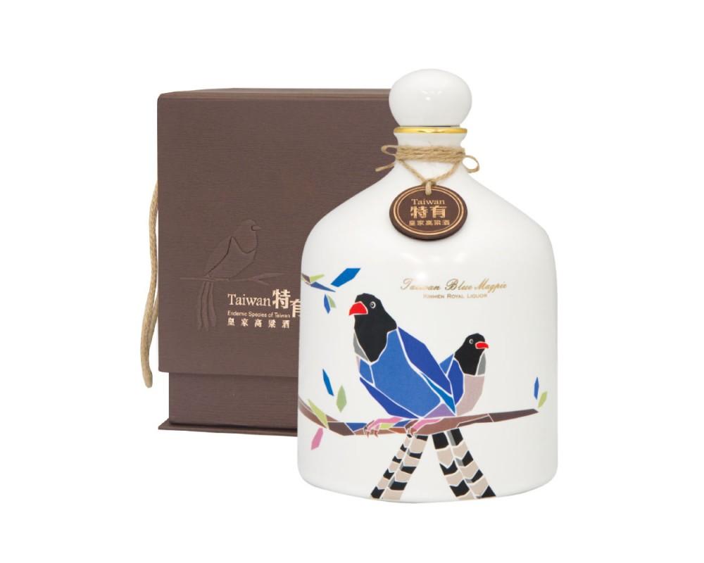 台灣特有系列-藍鵲