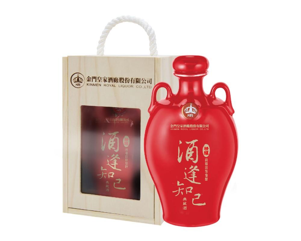 皇家精釀-酒逢知己600ml(紅)
