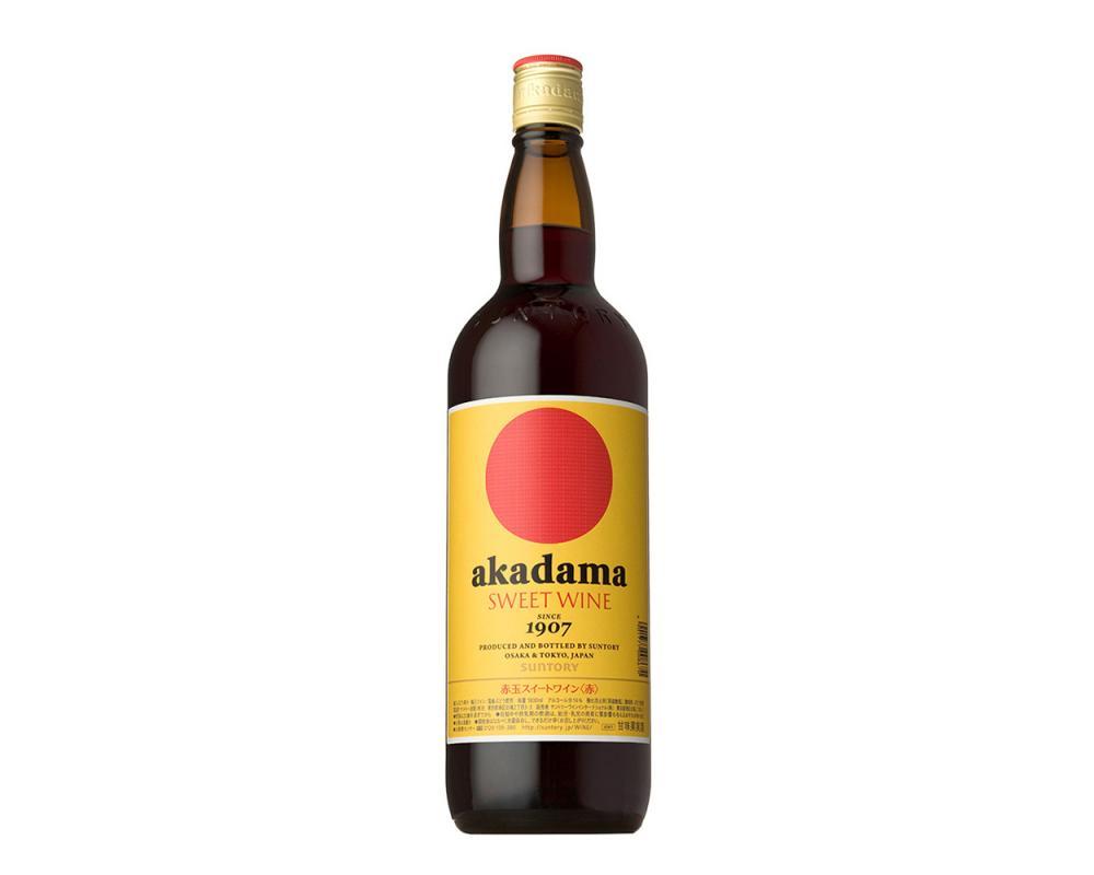 三得利赤玉紅酒550ml