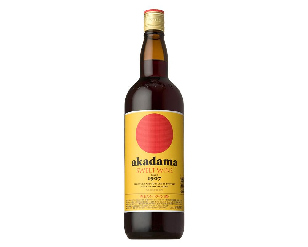 三得利赤玉紅酒1.8L