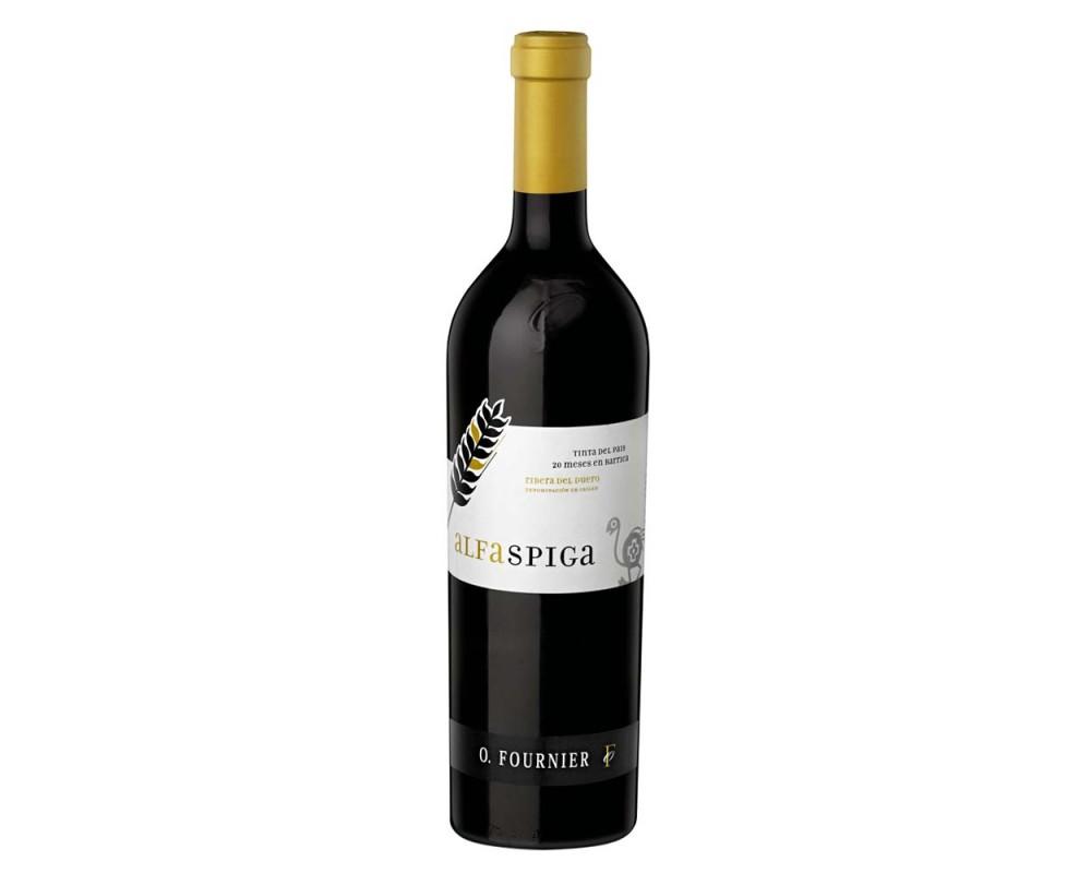 歐弗尼酒莊艾爾發紅酒2003