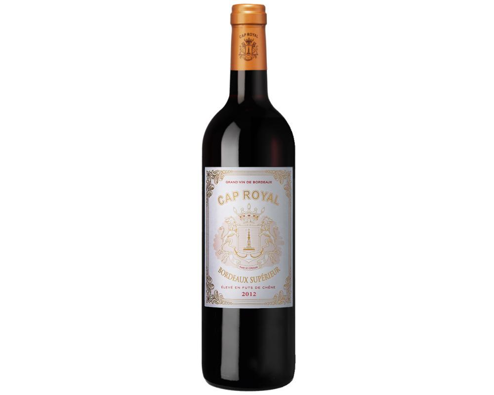 皇室角優質波爾多紅酒