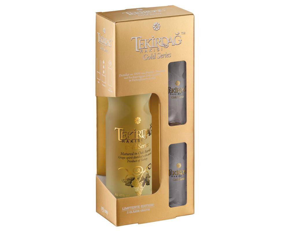 泰基爾達拉客-頂級金牌禮盒