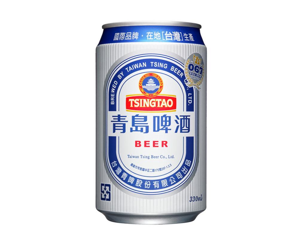 青島優質啤酒.330ml(330mlx24入)
