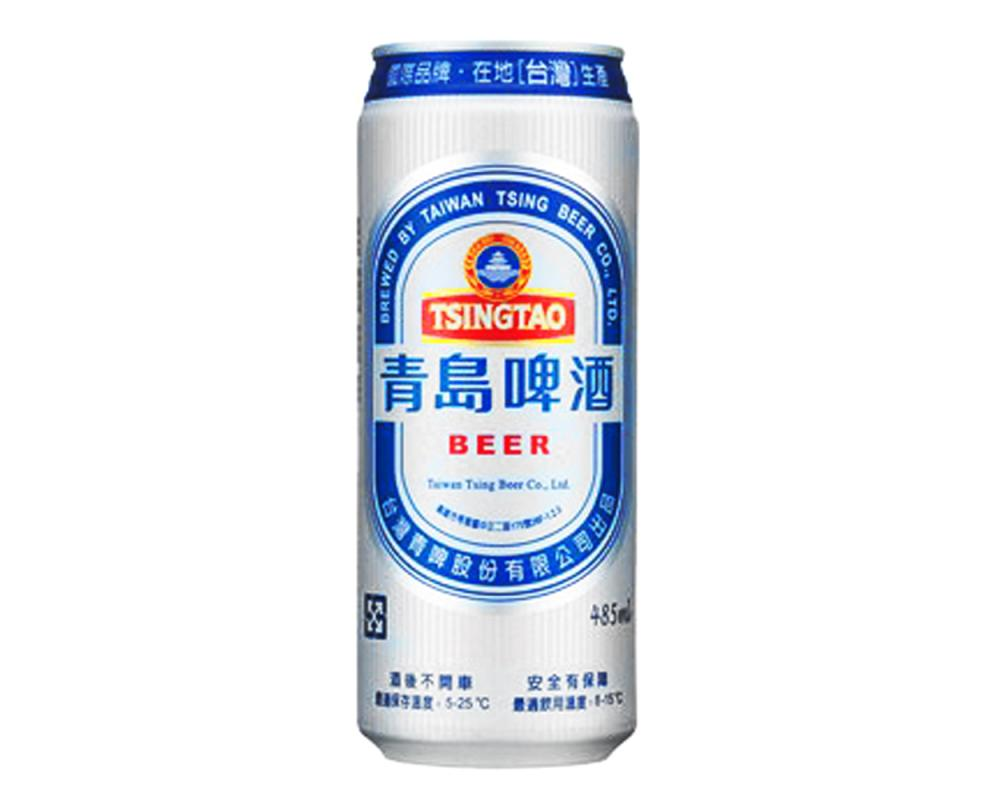 青島優質啤酒(485mlx12罐)