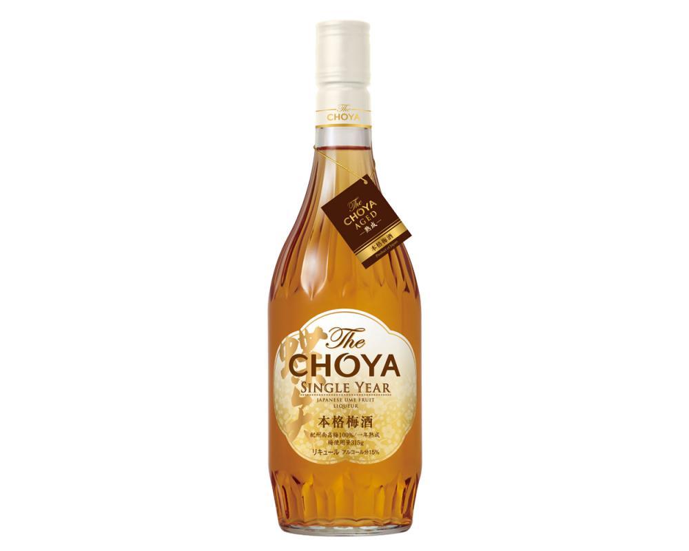 CHOYA蝶矢本格一年熟成梅酒