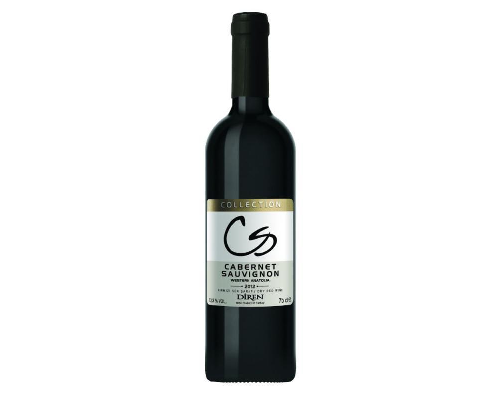 【箱購特價6入】蒂恩特選卡本內蘇維翁紅酒DIREN Collection Cabernet Sauvignon