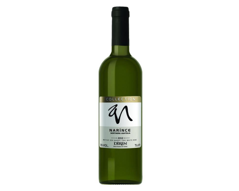 【箱購特價6入】蒂恩特選NARİNCE白酒DIREN Collection Narince