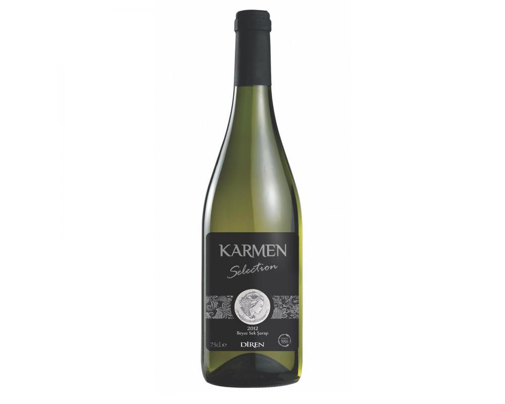 【箱購特價6入】蒂恩精選卡門白酒DIREN Karmen Selection Beyaz