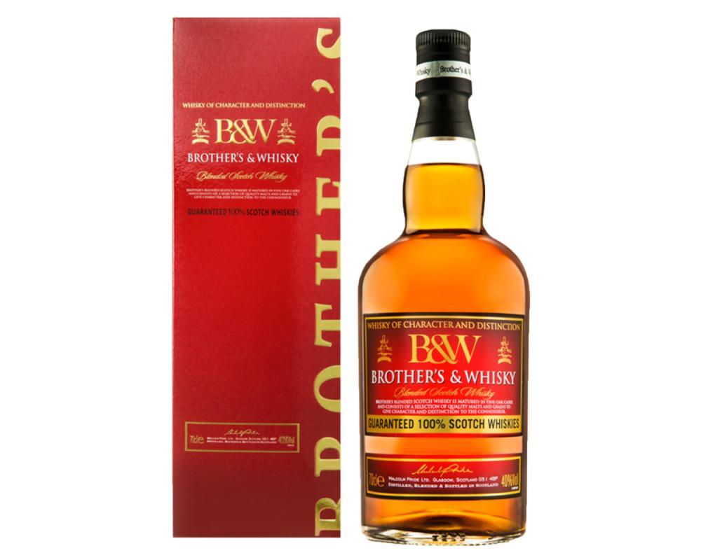【箱購特價12入】布拉德蘇格蘭調和威士忌