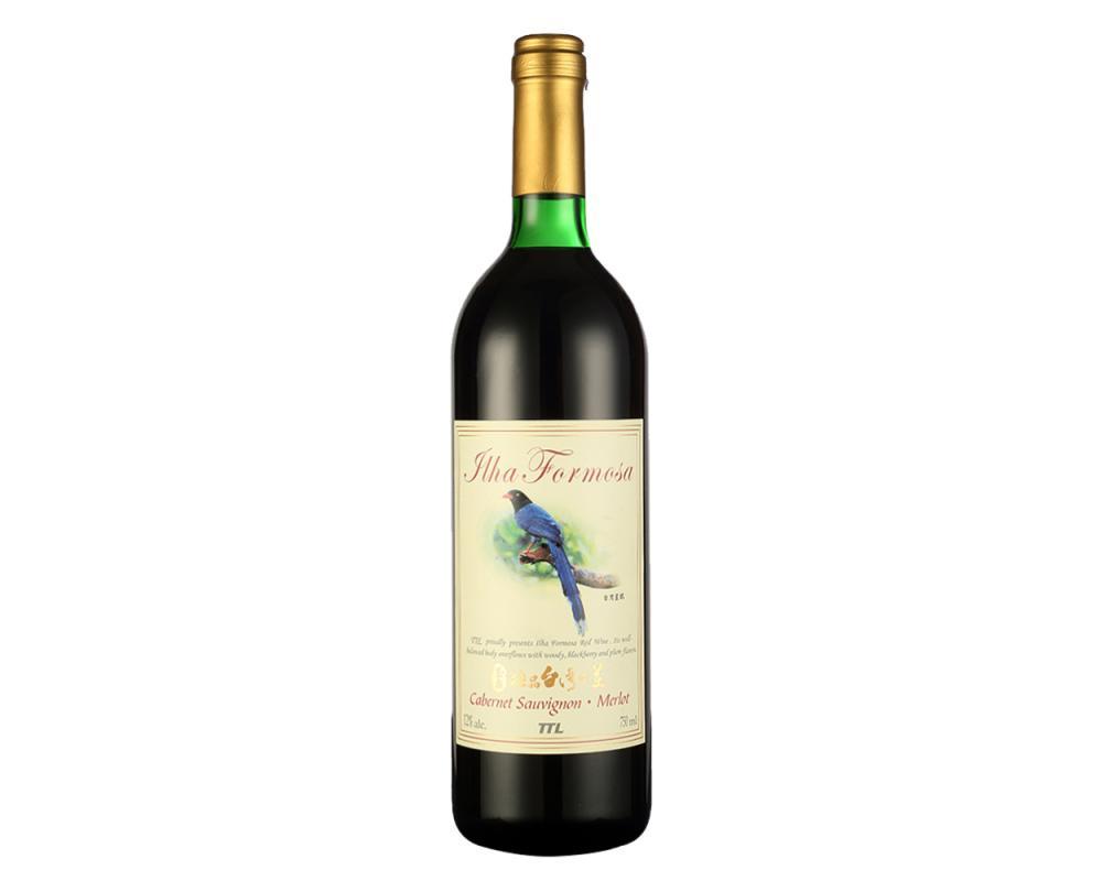 玉泉極品台灣之美紅酒