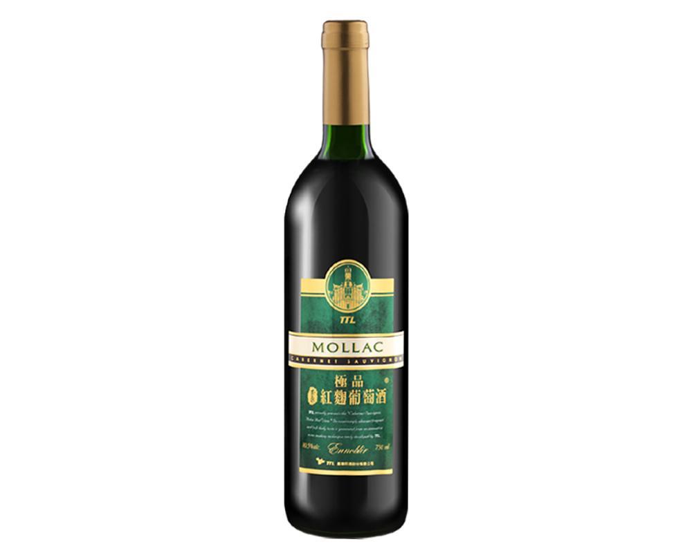 玉泉極品紅麴葡萄酒