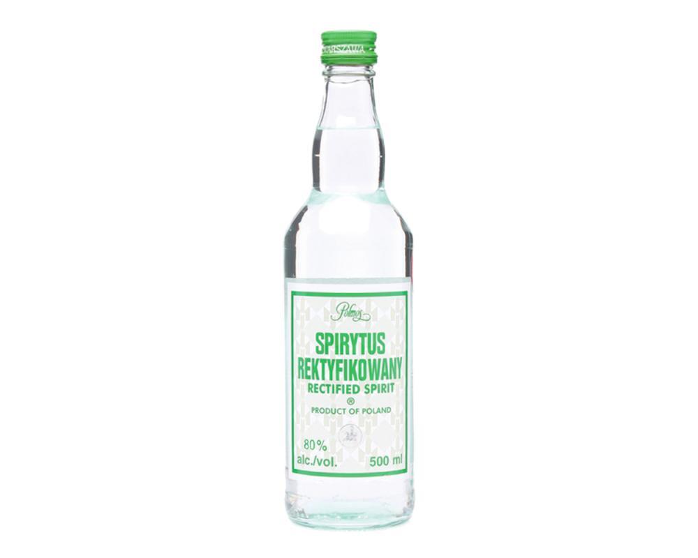 生命之水精餾伏特加80