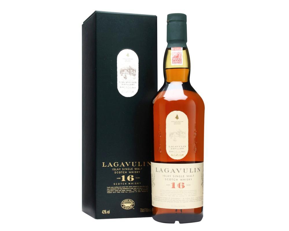 樂加維林16年單一純麥威士忌
