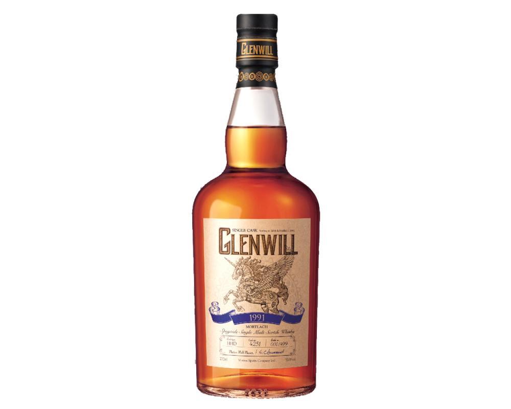 格蘭威爾 慕赫1991單一原桶麥芽威士忌