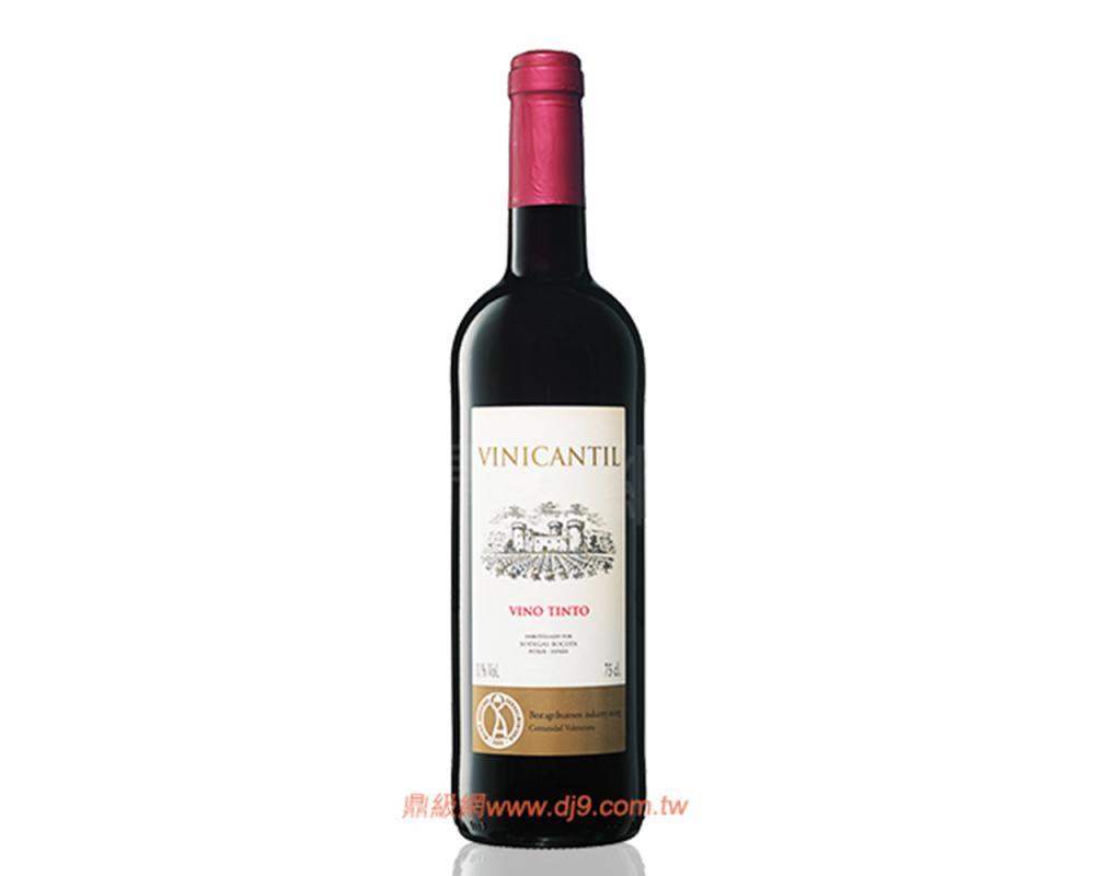 【箱購特價12入】西班牙柯提紅酒