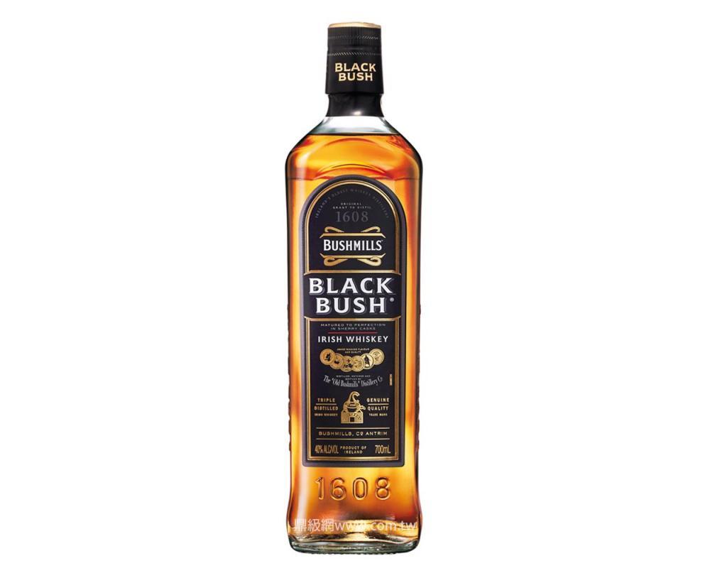 波希米爾黑樽調和威士忌(舊)