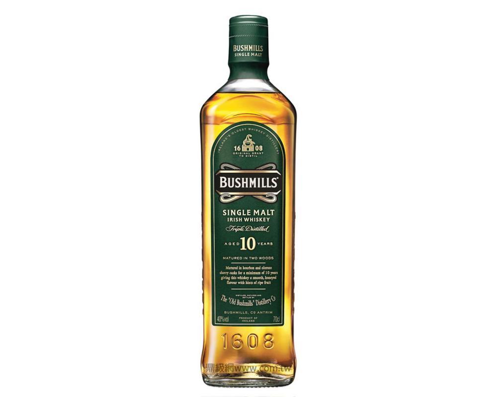 波希米爾10年單一麥芽威士忌(舊)
