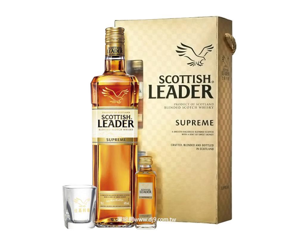 仕高利達金牌調和威士忌禮盒