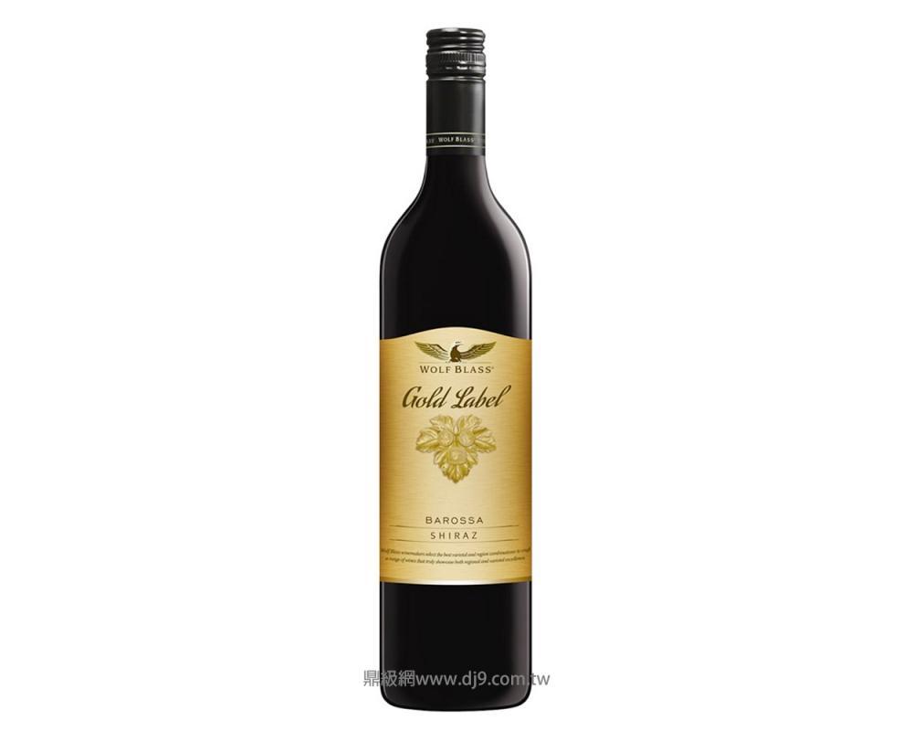 禾富酒廠金牌喜若紅酒2007