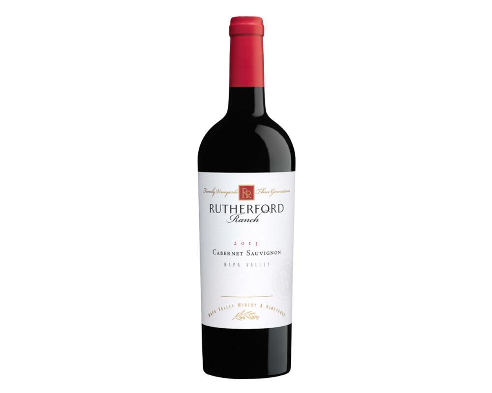 茹絲堡卡本內蘇維濃紅酒2013