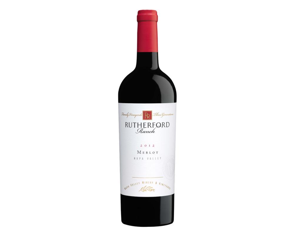 茹絲堡梅洛紅酒2012