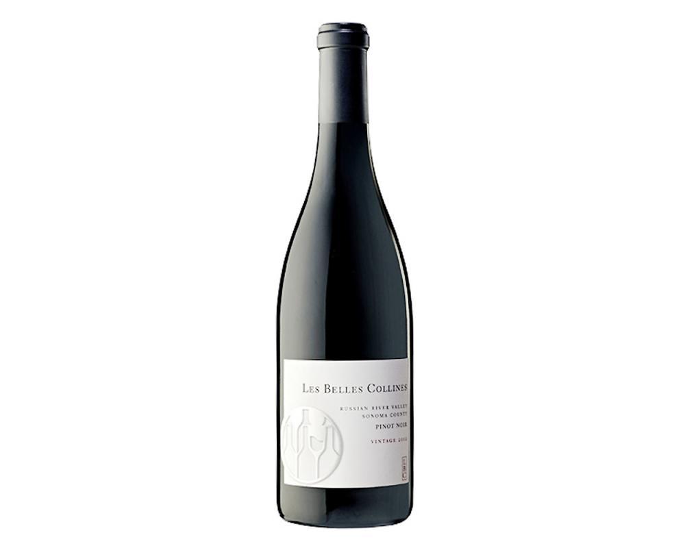 美麗山丘 黑皮諾紅酒2012