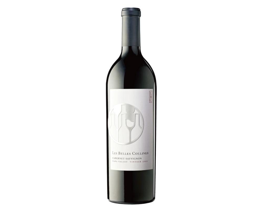 美麗山丘 卡本內蘇維翁紅酒2010