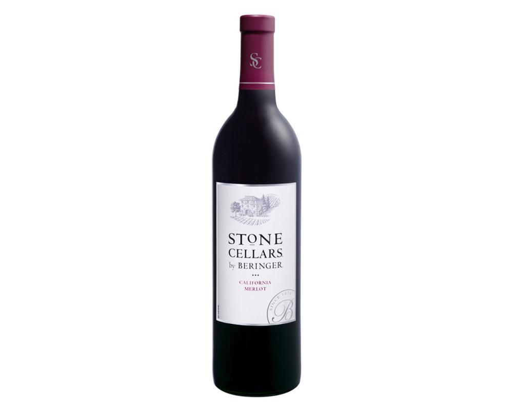 貝林格 磐石莊園梅洛紅酒